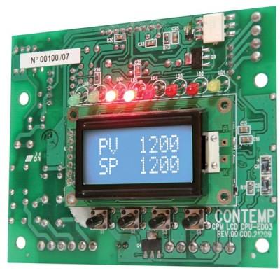 Controlador CPM LCD