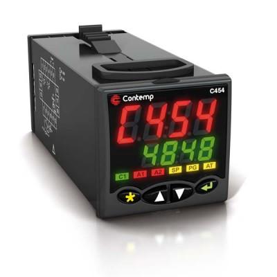 Controlador de Temperatura C454