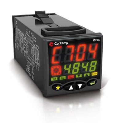 Controlador de Temperatura C704