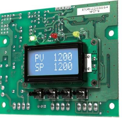 Controlador de Temperatura ETC-LCD