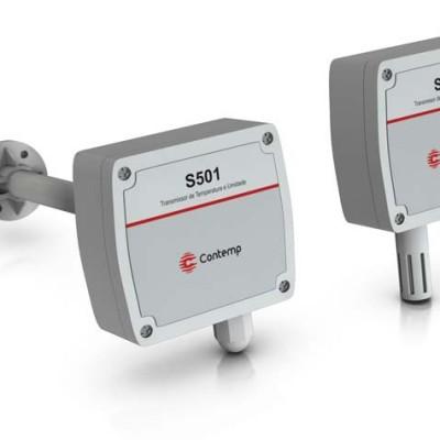 Transmissor de Temperatura S501